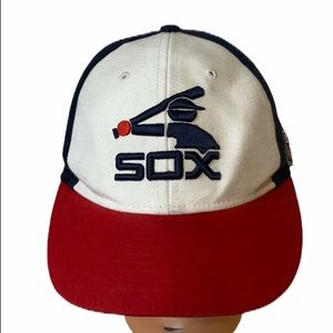 Chicago White Sox Cooperstown MLB Hat 7